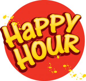 Monday is All Day Happy Hour!