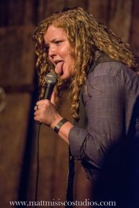 Comedy Open Mic TUESDAYS with Rachel Scanlon